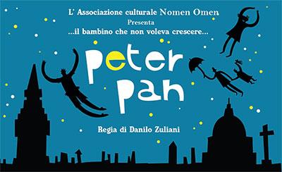 peter pan - nomen omen